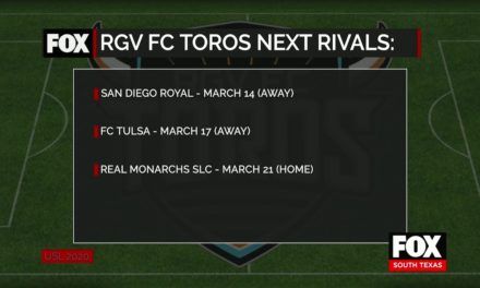 Toros Kick off the 2020 Season