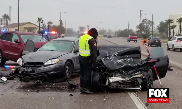 Laredo Police Release New Fatal Accident Statistics For This Year