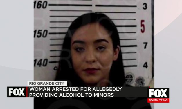 Woman Arrested for Allegedly Providing Alcohol to Minors
