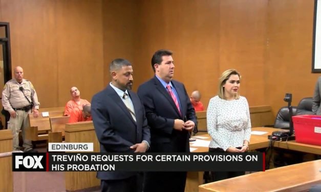 Trevino's Requested Provisions For Probation Denied
