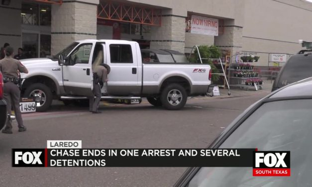 Dramatic Chase Ends In Home Depot With Arrest And Detentions