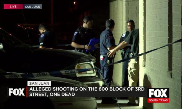 Alleged Shooting In San Juan, 1 Dead