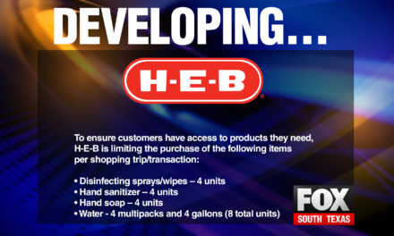 HEB Issues Statement To For The Public Remain Calm
