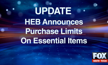 HEB Announces Purchase Limits On Essential Items