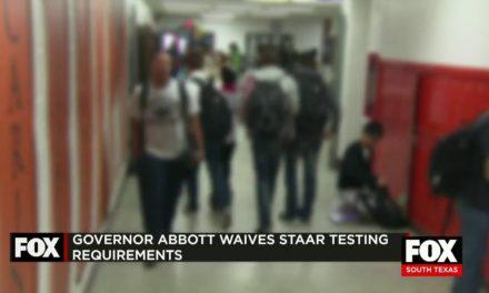 Gov. Abbott Suspends STARR Testing Requirements