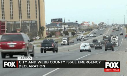 Laredo Issues Emergency Declaration