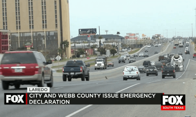 Laredo Issues Emergency Declaration