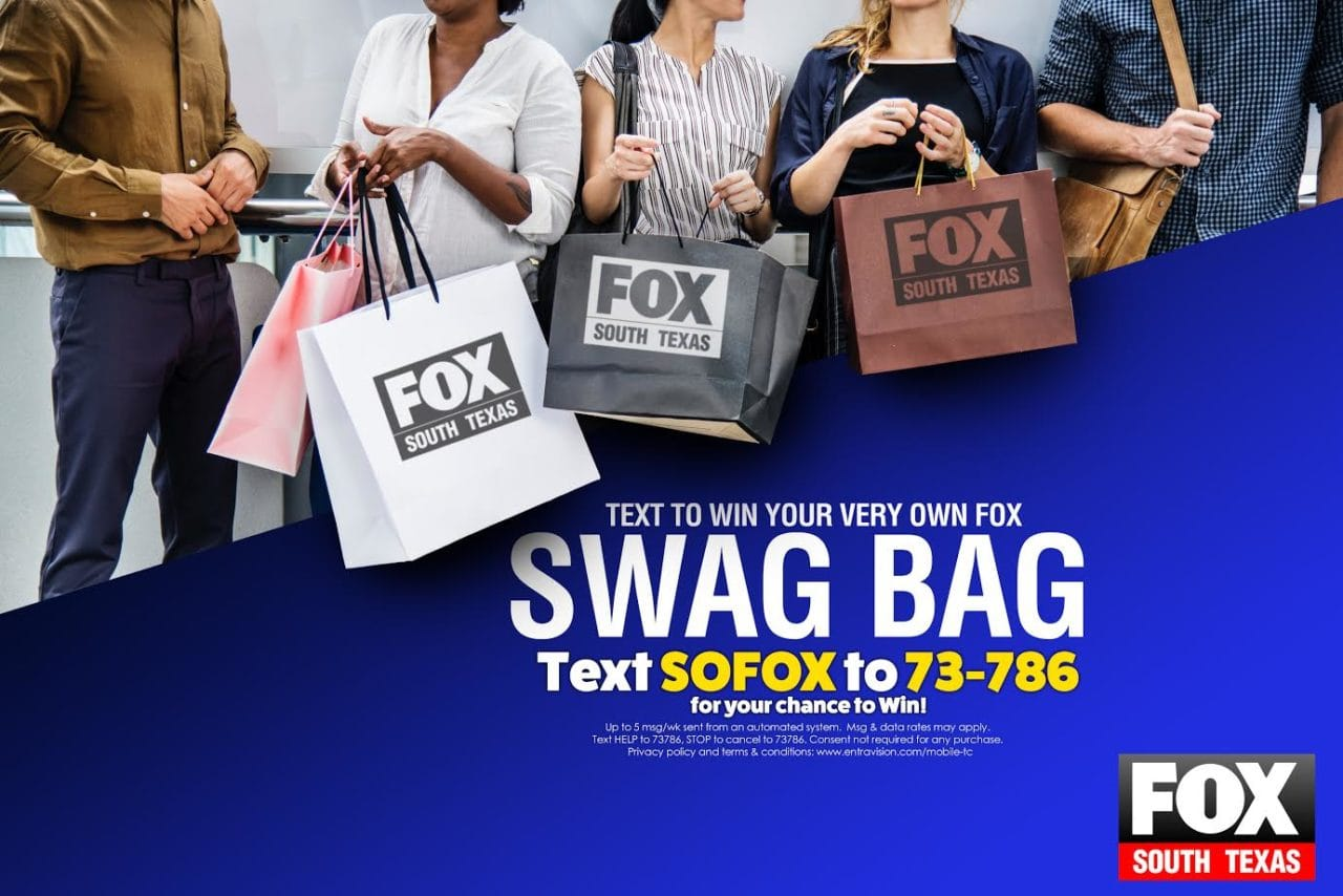 Text to win your very own FOX Swag bag full of fun goodies from your favorite shows! To enter, just send the keyword 'sofox' to 73786 and you'll be entered to win!