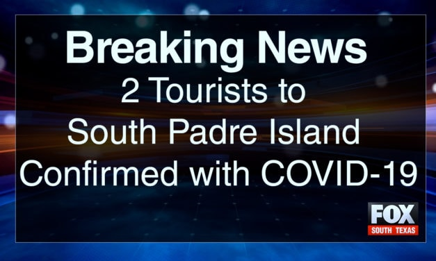 Confirmed South Padre Island Vacationing Couple has COVID-19