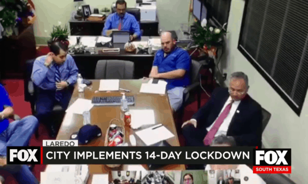 City Implements 14 Day Lockdown