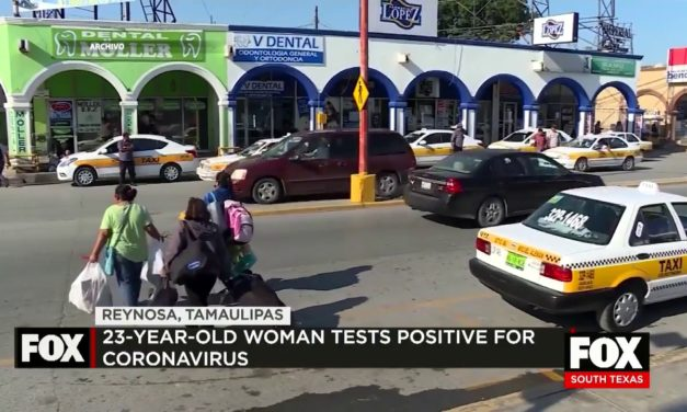 Woman Tests Positive For Coronavirus In Tamaulipas