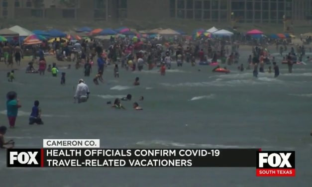 Health Officials Confirm COVID-19 Travel-Related Vacationers