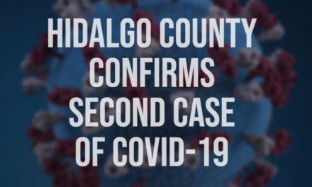 Hidalgo County Confirms Second Case of COVID-19