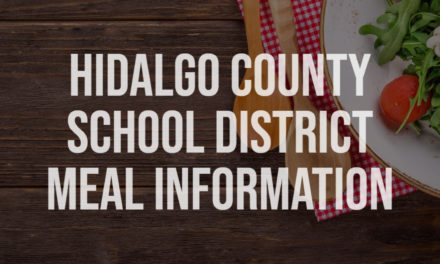 Hidalgo County School District Meals!