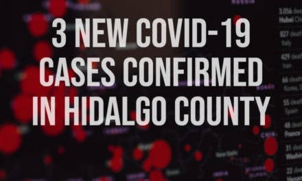 3 New COVID-19 Cases Confirmed in Hidalgo County