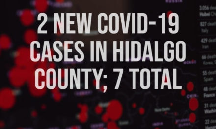 Two More Hidalgo Co. Residents Test Positive; Total Cases 7