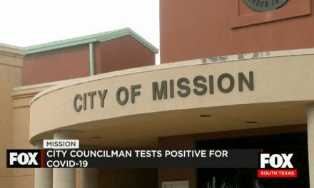 Mission Councilman Tests Positive for Coronavirus